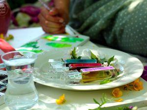 Ароматные акварели. Ярмарка Мастеров - ручная работа, handmade.