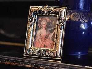Декоративное золочение рамки для фотографий. Ярмарка Мастеров - ручная работа, handmade.