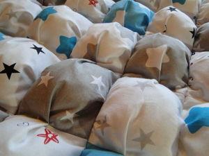 Одеяло бон-бон: сборка квадратами. Ярмарка Мастеров - ручная работа, handmade.