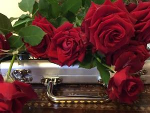 Тот самый серебряный чемоданчик. Ярмарка Мастеров - ручная работа, handmade.