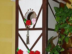 Декорируем чайный домик «Голландия». Ярмарка Мастеров - ручная работа, handmade.