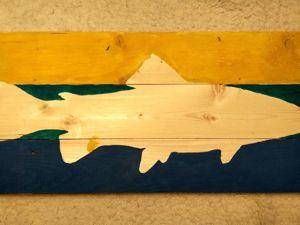 Процесс создания. Рыба. Ярмарка Мастеров - ручная работа, handmade.