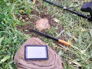 Каменный метеорит Кольцово поиски. Ярмарка Мастеров - ручная работа, handmade.