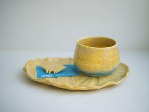 Теплая керамика ручной работы. Ярмарка Мастеров - ручная работа, handmade.
