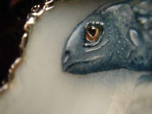 Кулон  «Драконы жили на Земле». Ярмарка Мастеров - ручная работа, handmade.
