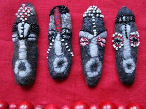 Серия брошей  «Песни Африки». Ярмарка Мастеров - ручная работа, handmade.