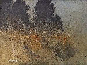 «Не как все» — тишина в картинах Ernie Verdine. Ярмарка Мастеров - ручная работа, handmade.
