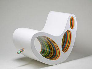 Изящные изгибы мебели: удивительные работы зарубежных дизайнеров. Часть 2. Ярмарка Мастеров - ручная работа, handmade.