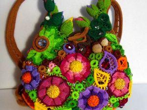Видео сумки  «Фея Золотой Осени». Ярмарка Мастеров - ручная работа, handmade.