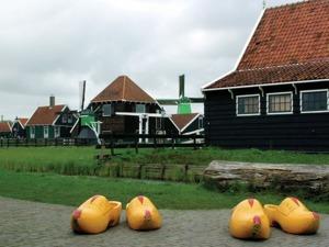 Кломпы — традиционные голландские башмачки. Ярмарка Мастеров - ручная работа, handmade.