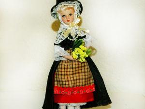 Народный костюм Уэльса. Ярмарка Мастеров - ручная работа, handmade.