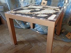 Преображение-2015: мозаичный столик «Остров сокровищ». Ярмарка Мастеров - ручная работа, handmade.