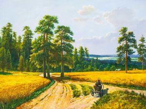 Акция на все копии картин И. И. Шишкина. Ярмарка Мастеров - ручная работа, handmade.