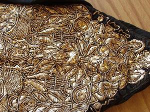 Шедевры рукоделия: завеса с золотным шитьем из еврейской общины Йемена. Ярмарка Мастеров - ручная работа, handmade.