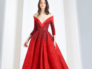 30 Best Outfits from Tony Ward Collection Fall-Winter 2018/19. Livemaster - handmade