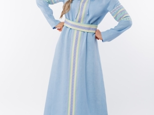 Платье Чистый Родник. Ярмарка Мастеров - ручная работа, handmade.
