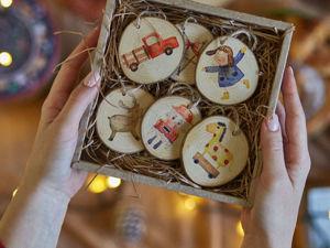 Топ-10 новогодних подарков. Ярмарка Мастеров - ручная работа, handmade.