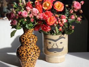 Новые вазы. Ярмарка Мастеров - ручная работа, handmade.