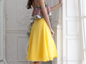 Видео-ролик, платье  «Золотая осина». Ярмарка Мастеров - ручная работа, handmade.