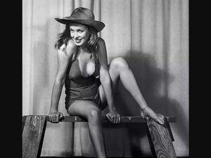 Когда Монро была Нормой Джин Догерти. Ярмарка Мастеров - ручная работа, handmade.