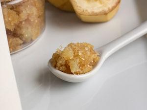 «Банан»  мыльно-сахарный скраб. Ярмарка Мастеров - ручная работа, handmade.