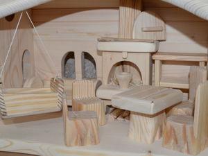 Выбирайте комплектацию домика  «Лесной»  по желанию!. Ярмарка Мастеров - ручная работа, handmade.