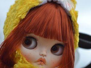 Sansa. New Girl. Custom Blythe. Ярмарка Мастеров - ручная работа, handmade.