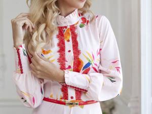 Аукцион на Летнее легкое платье! Старт 2500 руб.!. Ярмарка Мастеров - ручная работа, handmade.
