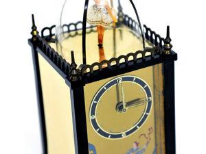 Музыкальные Часы Будильник с Балериной Механизм SWISS мелодия фильм Третий Человек Harry Lime Theme. Ярмарка Мастеров - ручная работа, handmade.