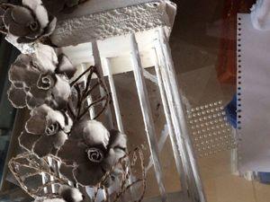 Мастерим декоративную клетку из бросового материала. Ярмарка Мастеров - ручная работа, handmade.