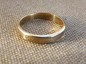 Делаем кольцо из монеты. Ярмарка Мастеров - ручная работа, handmade.