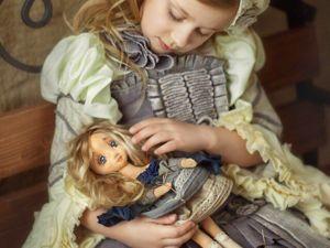 Стоит ли детям покупать игрушки ручной работы?!. Ярмарка Мастеров - ручная работа, handmade.