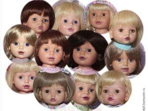 Куколки моего магазина, которых уже забрали. Ярмарка Мастеров - ручная работа, handmade.