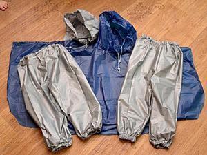 Мастер-класс: костюмы-дождевики для двойняшек. Дёшево и быстро!. Ярмарка Мастеров - ручная работа, handmade.
