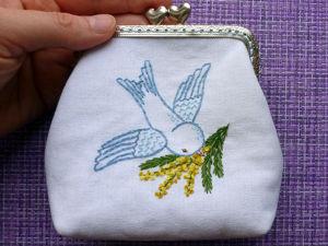 Шьём кошелёк на фермуаре прямоугольной формы. Ярмарка Мастеров - ручная работа, handmade.