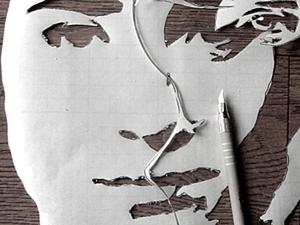 Как по фотографии сделать рисунок на футболке. Ярмарка Мастеров - ручная работа, handmade.