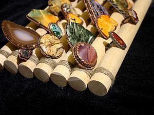 Делаем подставку для колец за 1 час. Ярмарка Мастеров - ручная работа, handmade.