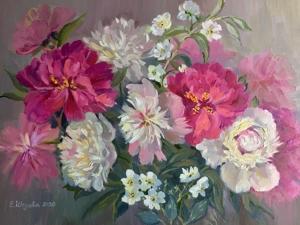 Цветы нашей галереи. Ярмарка Мастеров - ручная работа, handmade.