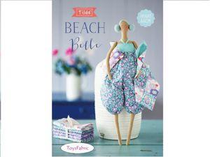Новая пляжная Бэлла от Тильды. Ярмарка Мастеров - ручная работа, handmade.