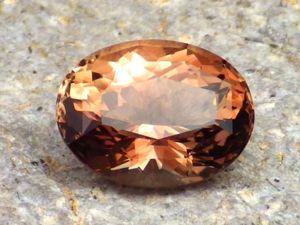 НОВОЕ!!! Кольцо из белого золота с орегонским солнечным камнем. Ярмарка Мастеров - ручная работа, handmade.
