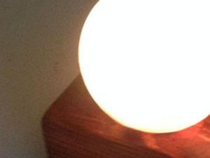 Мастерим светильник «Оригинальный». Ярмарка Мастеров - ручная работа, handmade.