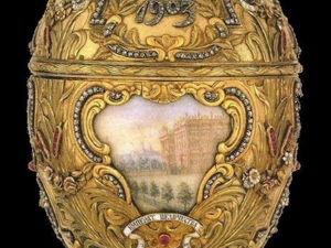 Фаберже. Императорское пасхальное яйцо  «Петр Великий». Ярмарка Мастеров - ручная работа, handmade.