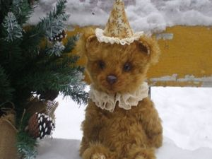 Праздничная Акция на мишку тедди Бруно! — Продан. Ярмарка Мастеров - ручная работа, handmade.