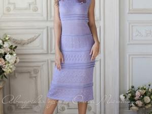 Аукцион на Ажурное летнее платье! Старт 2500 руб.!. Ярмарка Мастеров - ручная работа, handmade.