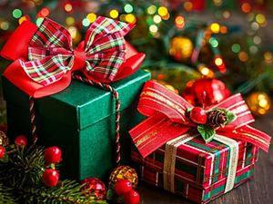Как делать подарки на новый год