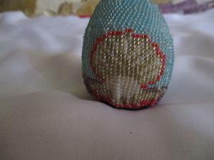Какую лучше всего выбрать технику для оплетения яйца. Ярмарка Мастеров - ручная работа, handmade.
