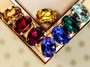 Кристаллы Овалы 14х10 мм. Кристаллы К9. Ярмарка Мастеров - ручная работа, handmade.
