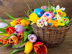 Пасха 2018:  красим яйца правильно. Ярмарка Мастеров - ручная работа, handmade.