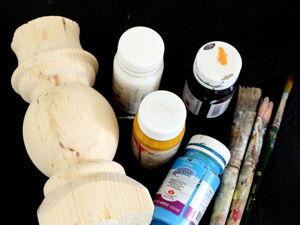 Создаем уютный «старинный» подсвечник своими руками. Ярмарка Мастеров - ручная работа, handmade.