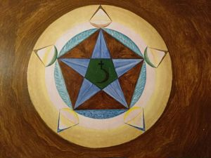 Биоэнергетическая живопись. Ярмарка Мастеров - ручная работа, handmade.